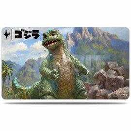 Ultra Pro Magic Playmat - Ikoria - Baby Godzilla (Includes Tube)