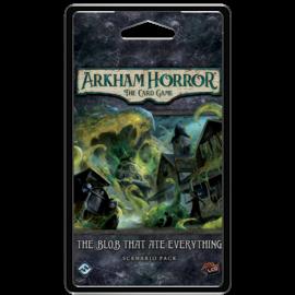 Fantasy Flight Arkham Horror LCG: The Blob That Ate Everything Scenario Pack
