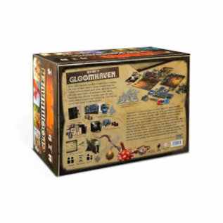 Cephalofair Games Gloomhaven (Local Pickup Only)