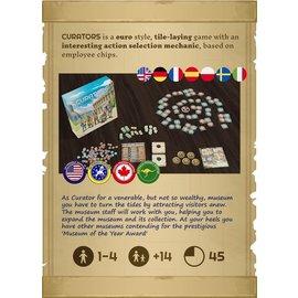 Worldshapers Curators (Kickstarter Base Game) (PREORDER)