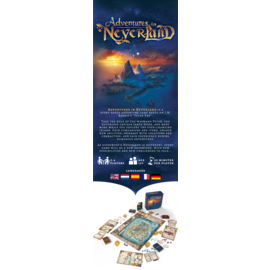 Black Box Adventures Adventures in Neverland Deluxe Kickstarter Edition (PREORDER)