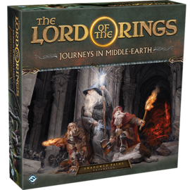 Fantasy Flight The Lord of the Rings: Journeys in Middle-Earth:  Shadowed Paths Expansion