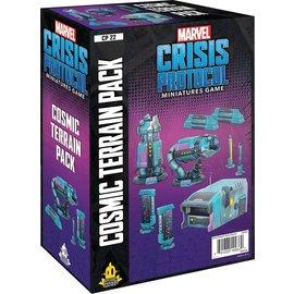Fantasy Flight Marvel: Crisis Protocol - Cosmic Terrain Pack