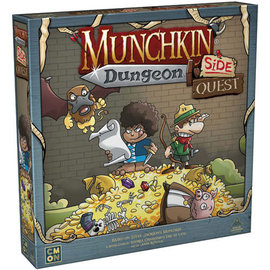 Cool Mini or Not Munchkin Dungeon: Side Quest