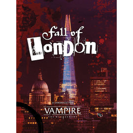 Modiphius Vampire The Masquerade 5th Edition: The Fall of London