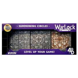 Wiz Kids WarLock Tiles: Summoning Circles
