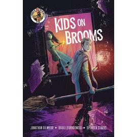 Renegade Kids on Brooms RPG - Core Rule Book