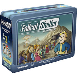 Fantasy Flight Fallout Shelter Board Game