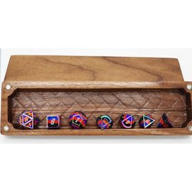 Dice For All - Metal 7 Set - Poly Pride