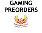 Gaming Preorders