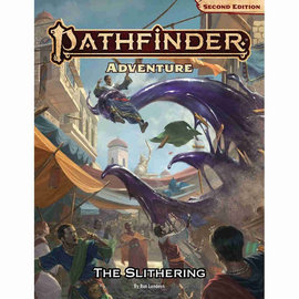 Paizo Pathfinder Second Edition: Adventure - The Slithering