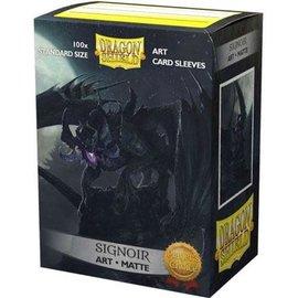 Fantasy Flight Dragon Shields: (100) Matte Art Sleeves - Signoir