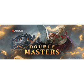 Wizards of the Coast Magic Double Masters Launch Party Kit (4 Packs) (LOCAL ONLY)
