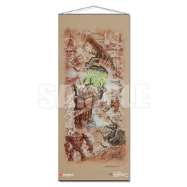Wizards of the Coast MTG Wall Scroll - Antiquities War