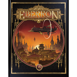 Wizards of the Coast Dungeons and Dragons: Eberron - Rising from the Last War Retail Exclusive