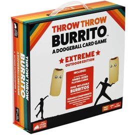Exploding Kittens, LLC Throw Throw Burrito: Extreme Outdoor Edition