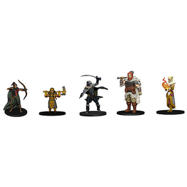 Wiz Kids Dungeons & Dragons Fantasy Miniatures: Icons of the Realms Set 1 Tyranny of Dragons - Booster
