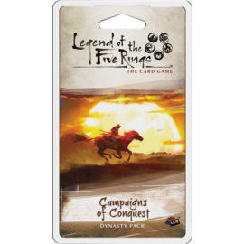 Fantasy Flight L5R LCG: Campaigns of Conquest