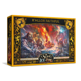 Cool Mini or Not A Song of Ice & Fire: Baratheon R'hilor Faithful