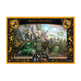 Cool Mini or Not A Song of Ice & Fire: Baratheon Rose Knights
