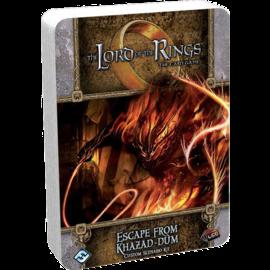 Fantasy Flight Lord of the Rings LCG: Escape from Khazad-dum  Custom Scenario Kit