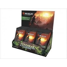 Wizards of the Coast (PREORDER - Local Only) Zendikar Rising Set Booster Box