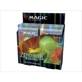 Wizards of the Coast (Local Only) Zendikar Rising Collector Booster Display (12 Packs)
