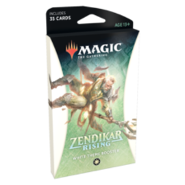 Wizards of the Coast Zendikar Rising Themed Booster Pack - White