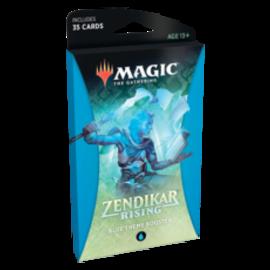 Wizards of the Coast Zendikar Rising Themed Booster Pack - Blue