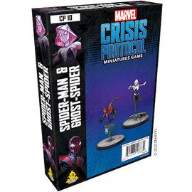 Fantasy Flight Marvel Crisis Protocol: Spider-Man & Ghost-Spider