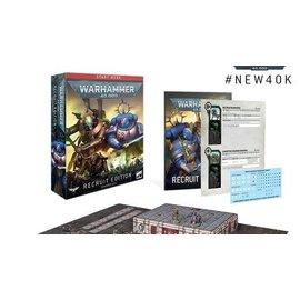 Games Workshop Warhammer 40k - Recruit Edition (SL)