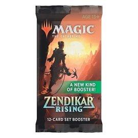 Wizards of the Coast Zendikar Rising Set Booster Pack