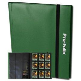BCW BCW Pro-Folio 9-Pocket - Green