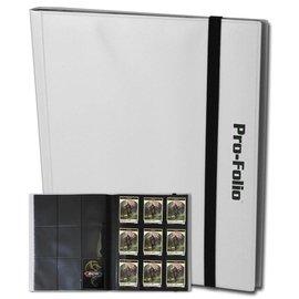 BCW BCW Pro-Folio 9-Pocket - White