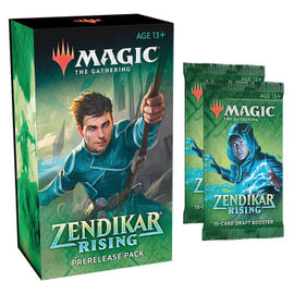 Wizards of the Coast Magic Zendikar Rising Pre-Release Kit (Local Only)