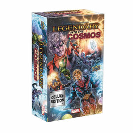 Upper Deck Marvel Legendary Deckbuilding Game: Into the Cosmos Deluxe Expansion