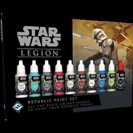 Fantasy Flight Star Wars: Legion - Republic Paint Set