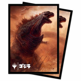 Ultra Pro Magic Deck Protector sleeves 100ct - Godzilla Doom Inevitable
