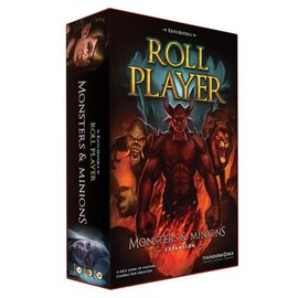 Thunderworks Games Roll Player - Monsters & Minions Expansion