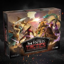 Stoneblade Entertainment (PREORDER) Ascension Tactics: The Deckbuilding Miniatures Game (Kickstarter Edition)