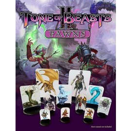 Kobold Press Tome of Beasts II Kickstarter Exclusive Pawn Collection