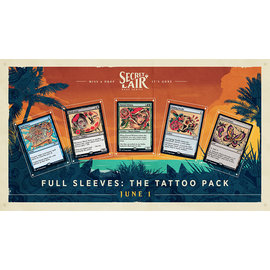 Wizards of the Coast Magic Secret Lair - Full Sleeves (The Tattoo Pack)