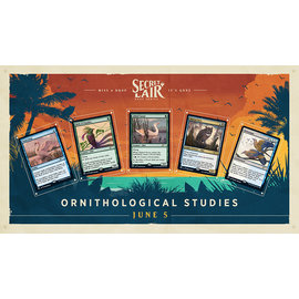 Wizards of the Coast Magic Secret Lair - Ornithological Studies