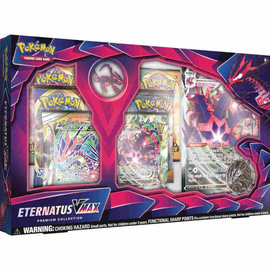 Pokemon International Eternatus VMAX Premium Collection