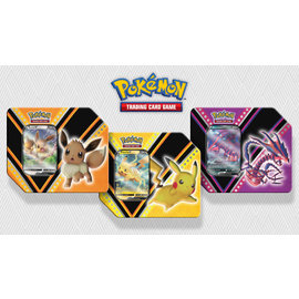 Pokemon International V Powers Tin - Pikachu V