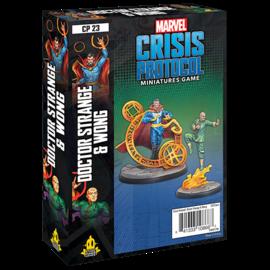 Fantasy Flight Marvel: Crisis Protocol - Doctor Strange and Wong