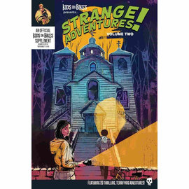 Renegade Kids on Bikes RPG - Strange Adventures Vol 2