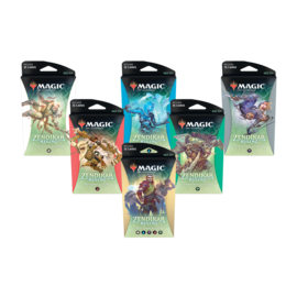 Wizards of the Coast Zendikar Rising Themed Booster Pack - Party