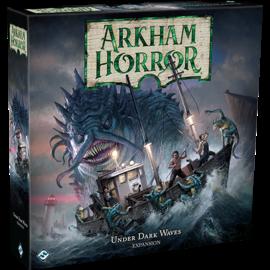 Fantasy Flight Arkham Horror: 3rd Edition - Under Dark Waves Expansion