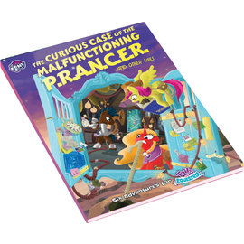 River Horse Ltd My Little Pony: Tails of Equestria RPG - The Curious Case of the Malfunctioning P.R.A.N.C.E.R. and Other Tails